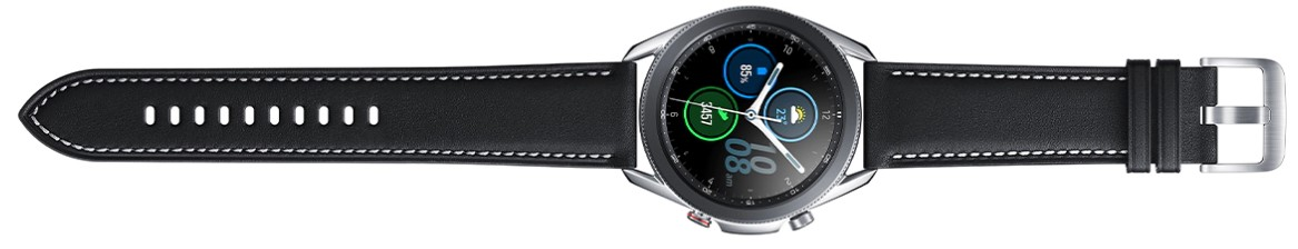 samsung galaxy watch 3 leather strap
