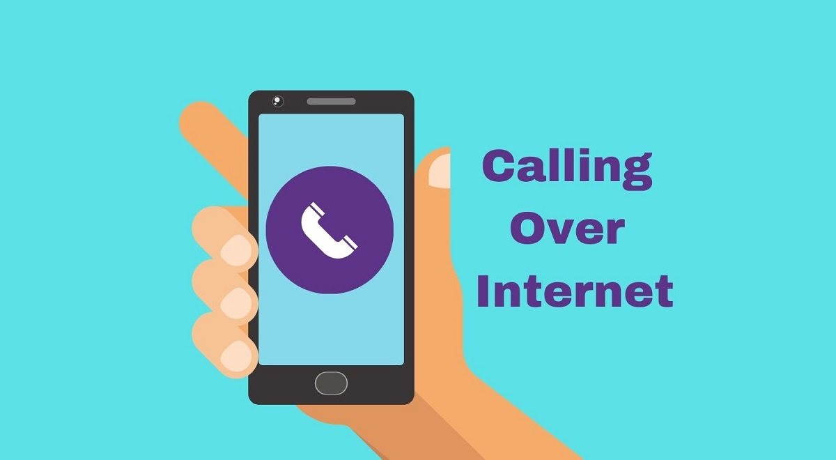 Calling over Internet OTT apps