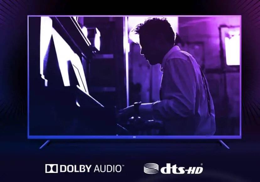 Mi TV 4X 65 Sound