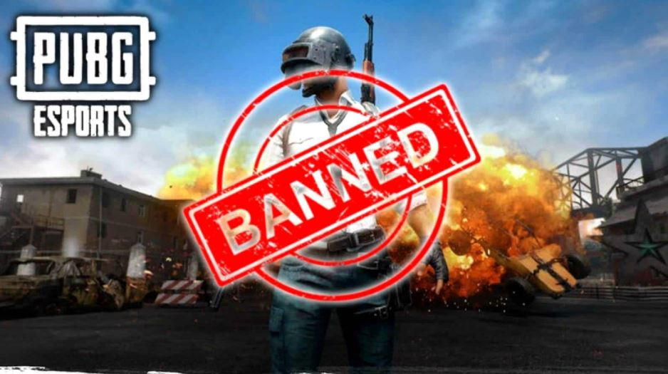 PUBG and 117 apps Banned in india