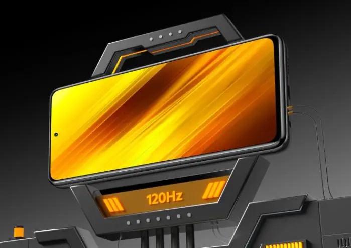 Poco X3 NFC Display