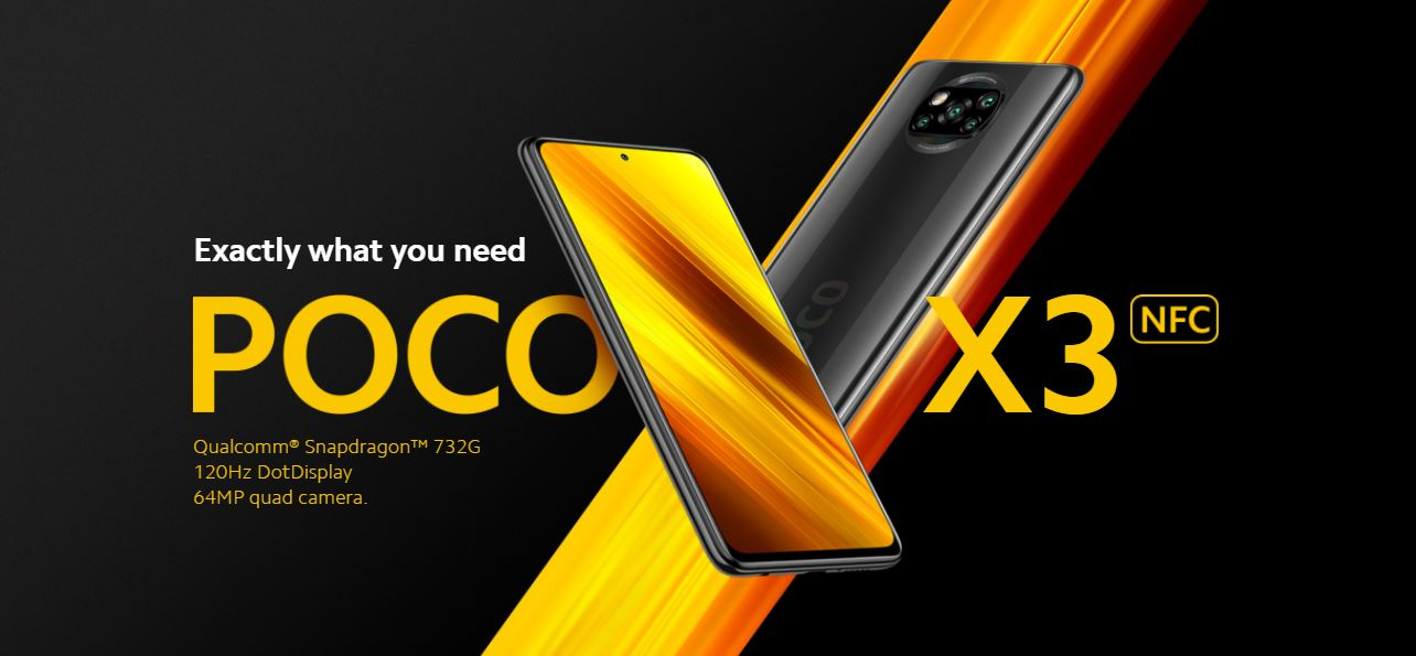 Poco X3 NFC Price In Nepal