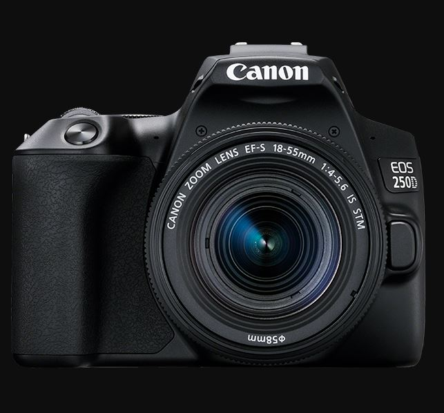 Canon Eos 250D 24.1Mp Digital SLR Camera