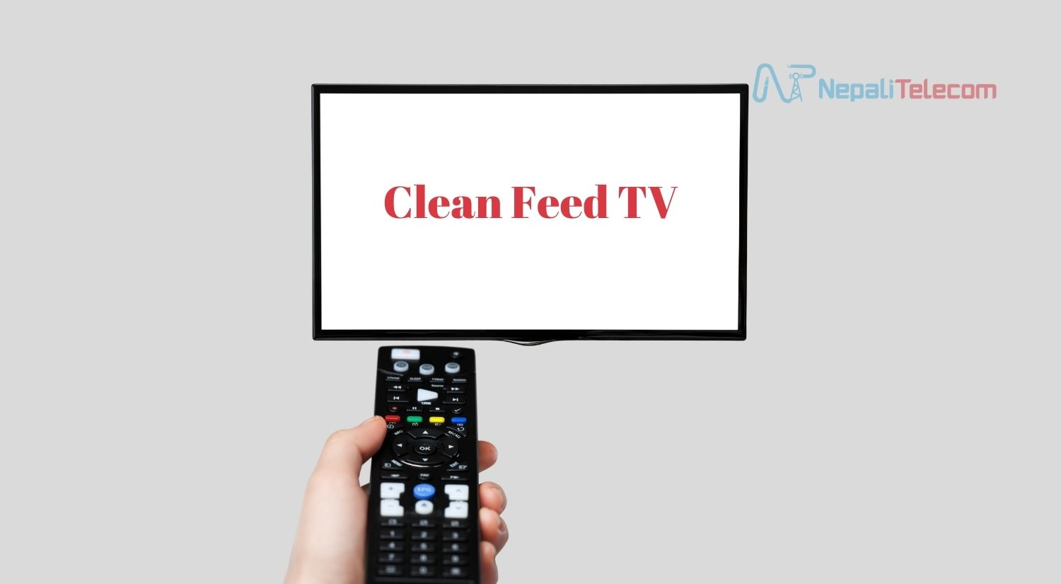 Clean Feed TV channel in Nepal