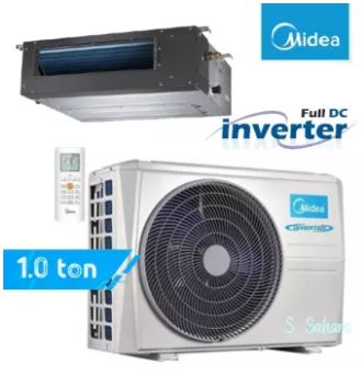 Midea DC Inverter Wall Mounted 1.0 ton AC