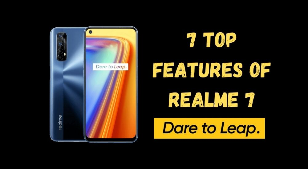7 top features of realme 7