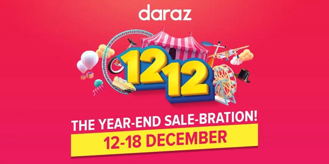 Daraz 12.12 Event