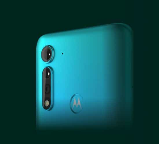 Moto G8 Power Lite Camera