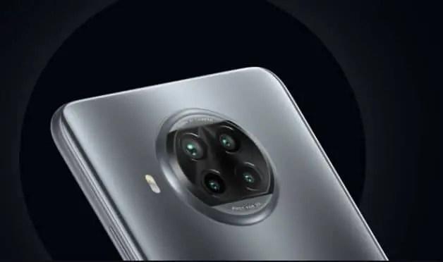 Xiaomi Mi 10i 5G Camera
