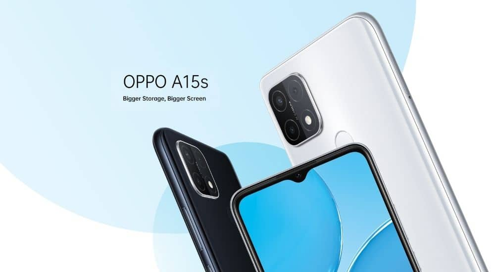 Oppo A15s Price in Nepal