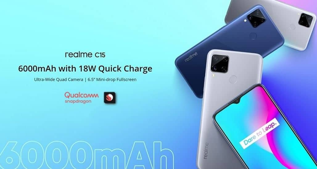 Realme C15 Qualcomm Edition Price In Nepal