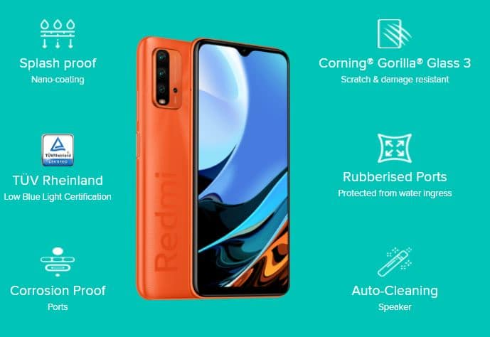 Redmi 9 Power best phone under 20K
