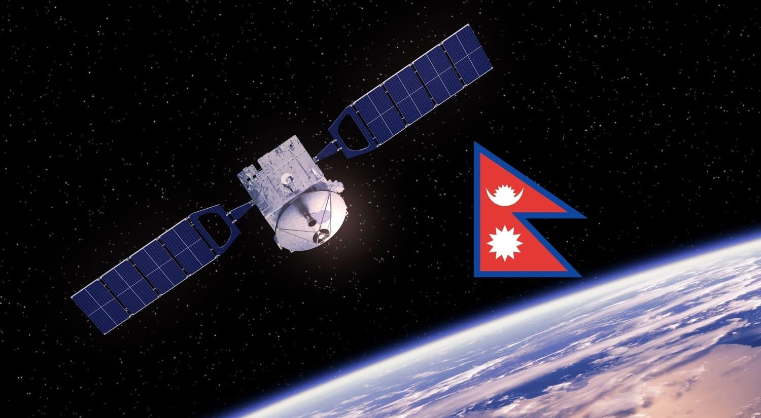 Nepal's own Satellite