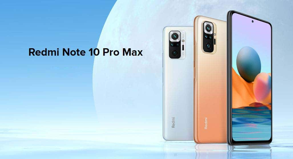 Redmi Note 10 Pro Max Official Price In Nepal