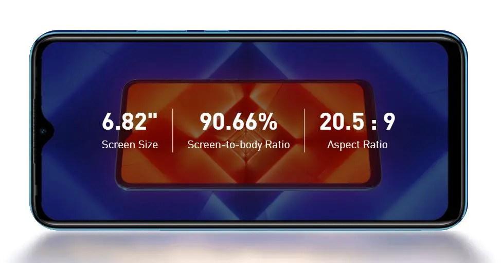 Infinix Hot 10 Play Display