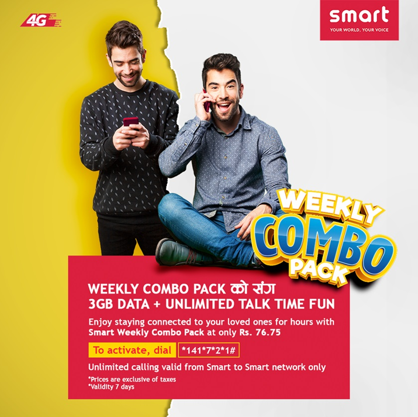 Smart Cell weekly combo pack