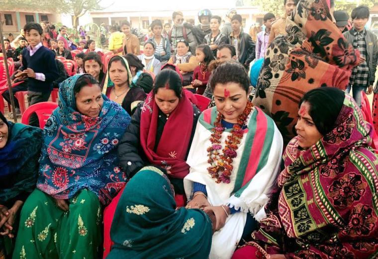 Rekha Thapa Biography