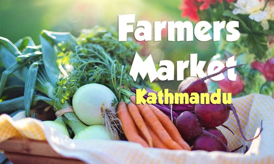 organic market in kathmandu