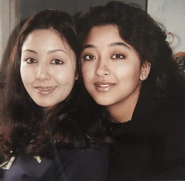 Karishma Manandhar and Jal Shah