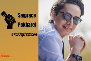 Saigrace Pokharel Biography