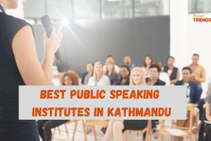 Best public speaking institutes in Kathmandu