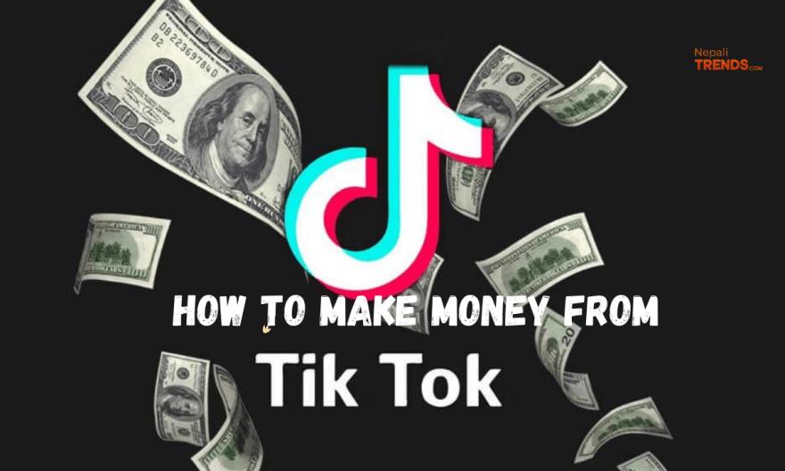 How to make money from TikTok
