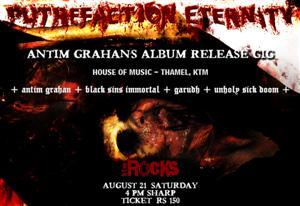 antim grahan putrefaction eternity release gig