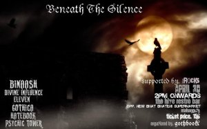 Nepali Underground Concert Beneath The Silence 2011