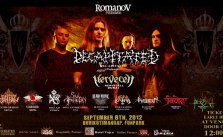 Nepfest September -Decapitated Live in Nepal