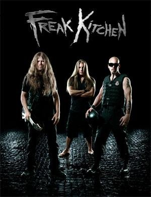 Freak Kitchen Band Members
