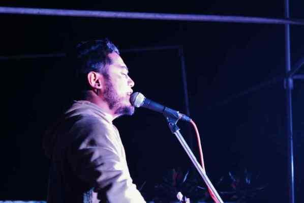 Shirish Dali Albatross Vocalist