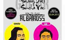 WorksShop with Albatross Band Members