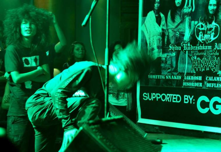 dying out flame album launch gig (12)