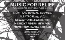 music for relief