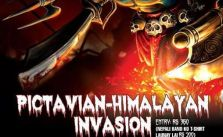PICTAVIAN-HIMALAYAN INVASION