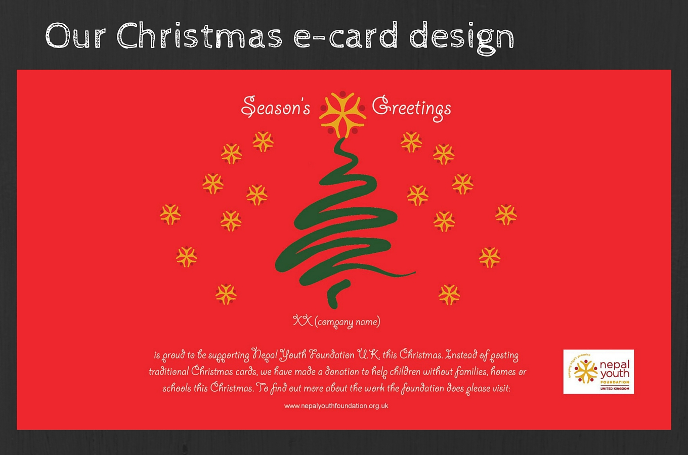 Conversation 1 Greetings Cards Christmas Youth E Launched