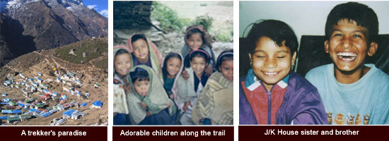 Nepal Orphanage Charity, The Story of Nepal Youth Foundation