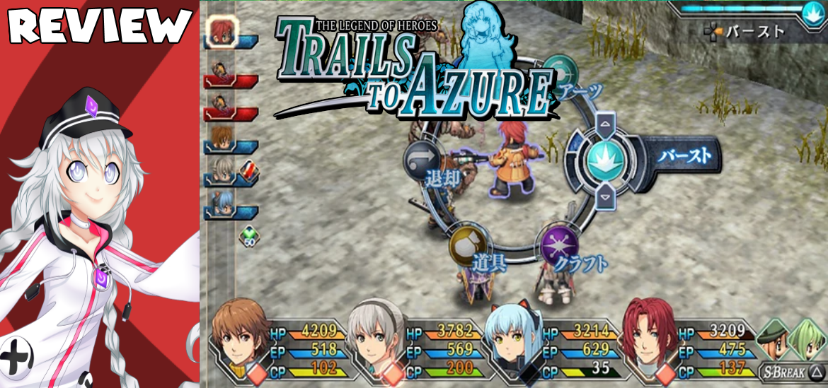 The Legend of Heroes: Trails to Azure – The most important Trails game?