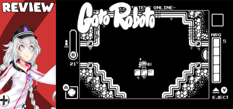 Gato Roboto – Who gave this cat a mech suit?!