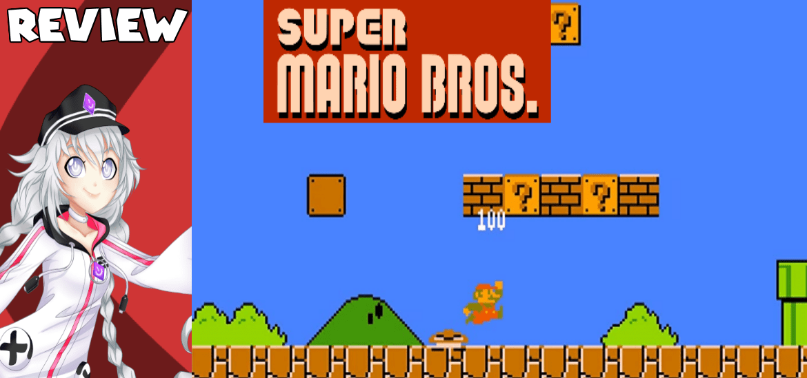 Super Mario Bros. (all versions) – Plumber reviving the gaming industry