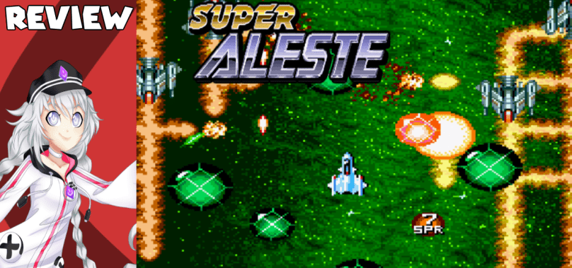Space Megaforce/Super Aleste – Going back to my first ever Shmup!