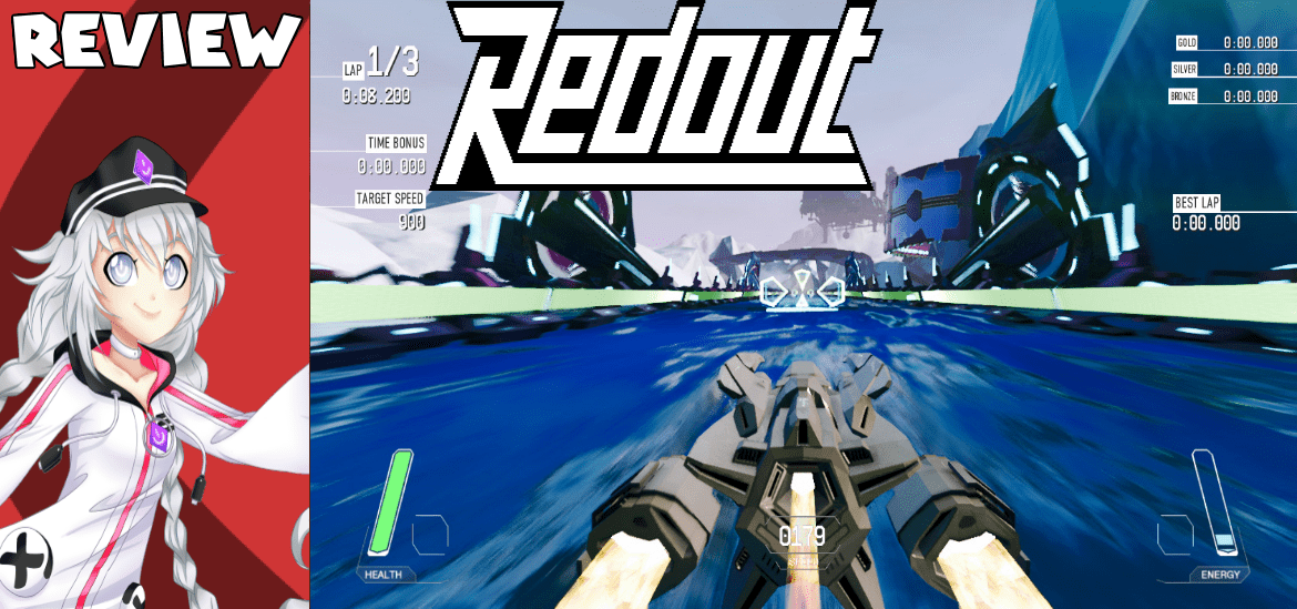 Redout – An example of an User Interface making a game worse