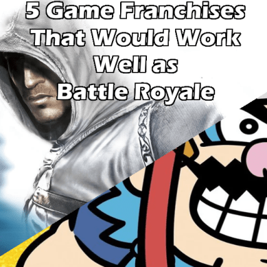 Five Game Franchises that would work well as Battle Royale