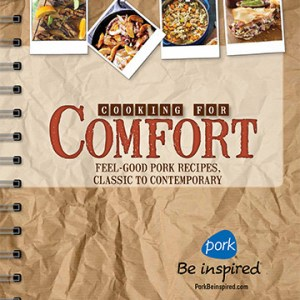 Cooking For Comfort Cookbook