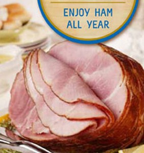 Celebrated Ham Recipe - 25 Per Pack