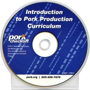 Introduction to Pork Curriculum