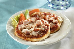 Ham Pizza Snacks Activity & Lesson Plan
