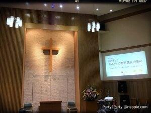 新潟主の港キリスト教会