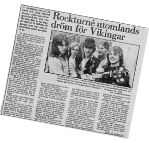 Neptune in news paper -1983