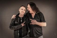 Anders Olsson & Pontus Norgren / Hammerfall